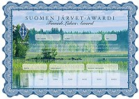 Finnish Lakes award