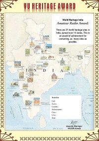 World Heritage India award
